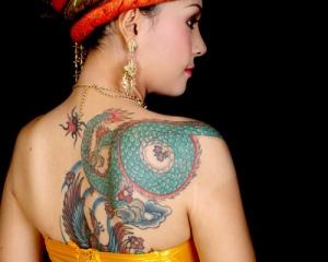 asia tattoos