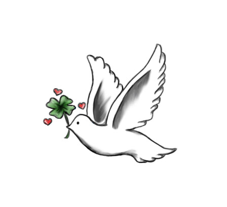 free dove tattoo designs