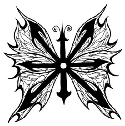 Free Tattoo Ideas  Women on Free Butterfly Tattoo Designs    2010 Tattoo Designs