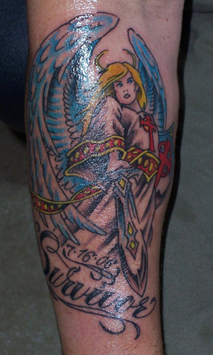 Tattoo Guardian Angel. Guardian angel tattoo designs
